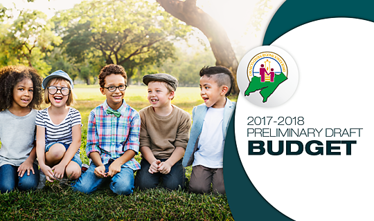 CCRSB Submits Draft Budget To Governing Board