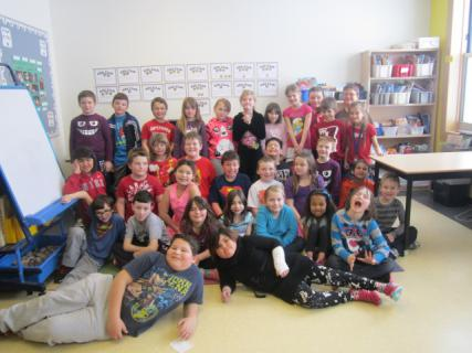 Pen Pals are Great Pals | Chignecto Central Regional Centre for