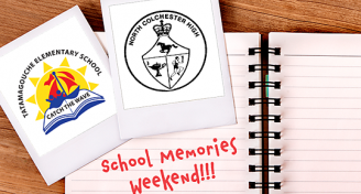 Invitation to School Memories Weekend